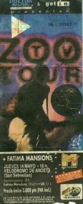 Mi primer concierto de U2