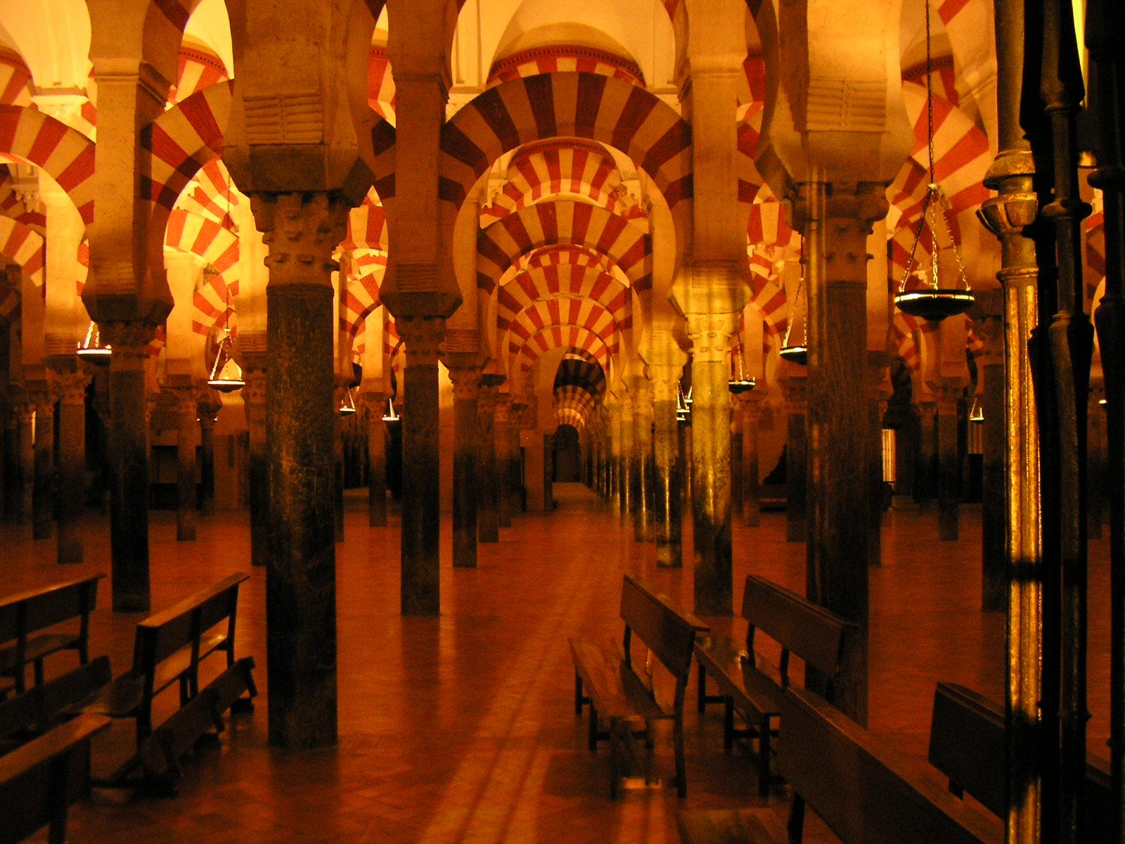 Escapada al sur mundo lin leo - Mezquita de cordoba de noche ...