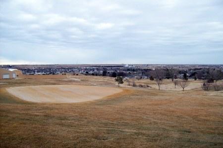 Campo de Golf de Sidney, NE