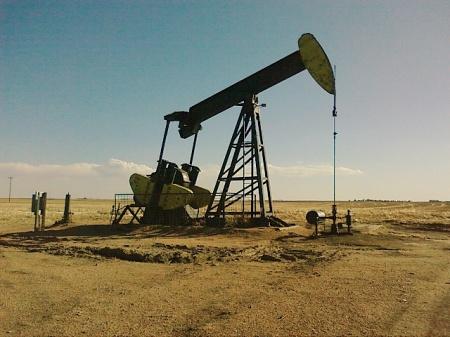 Pozo petroleo-Gurley, Ne.