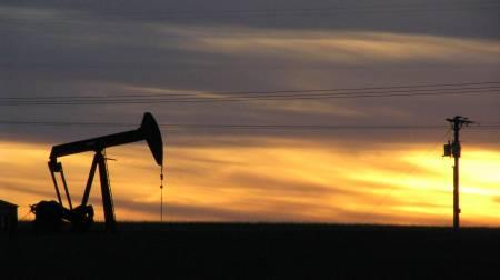 Atardecer cerca de Sidney & Oil.