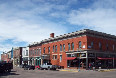 NW Corner of 2nd St. and Grand Ave, Laramie, Wy.