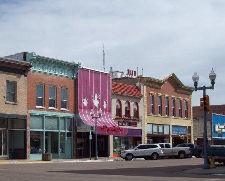 Simon Durlacher Building, 203 Snd St, Laramie, WY.
