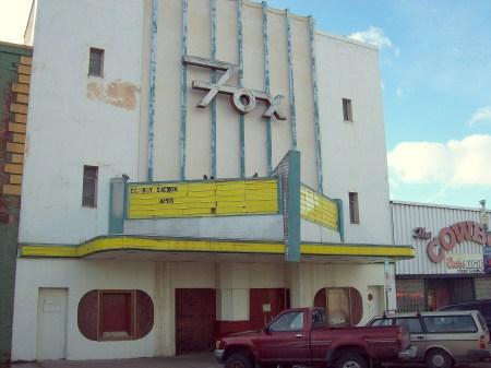 Cine Fox, Laramie.