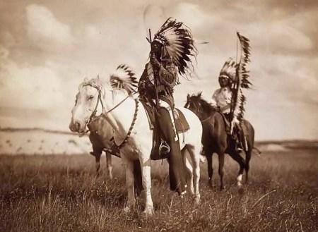 Jefes Sioux