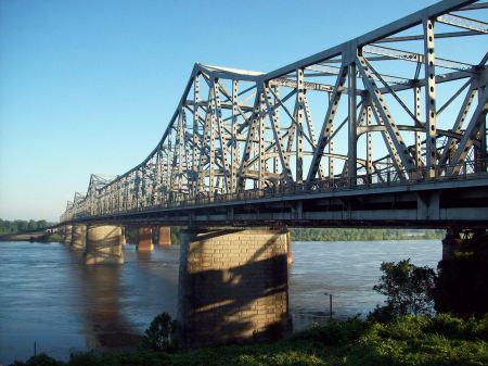 Puente entre Arkansas y Memphis, TN.