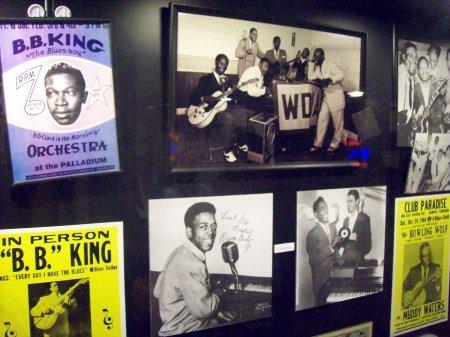B.B King en Sun Studio