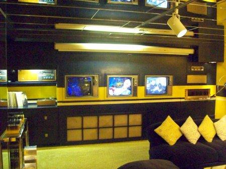 Tres televisiones