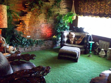 Jungle room