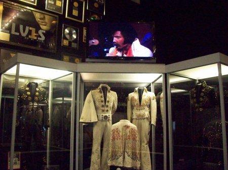 Trajes de Elvis