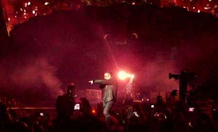 Bono por la pasarela, Las Vegas.