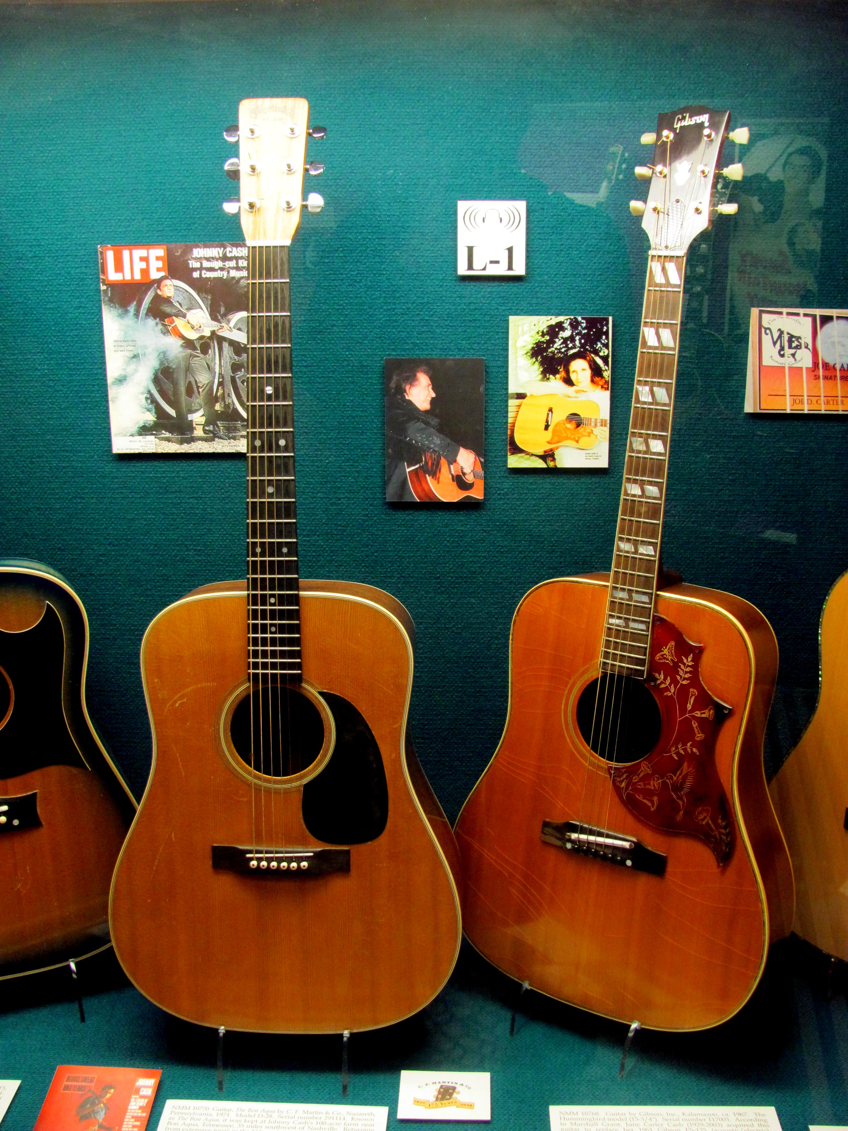 Son Pays Loving Tribute to June Carter Cash  NPR