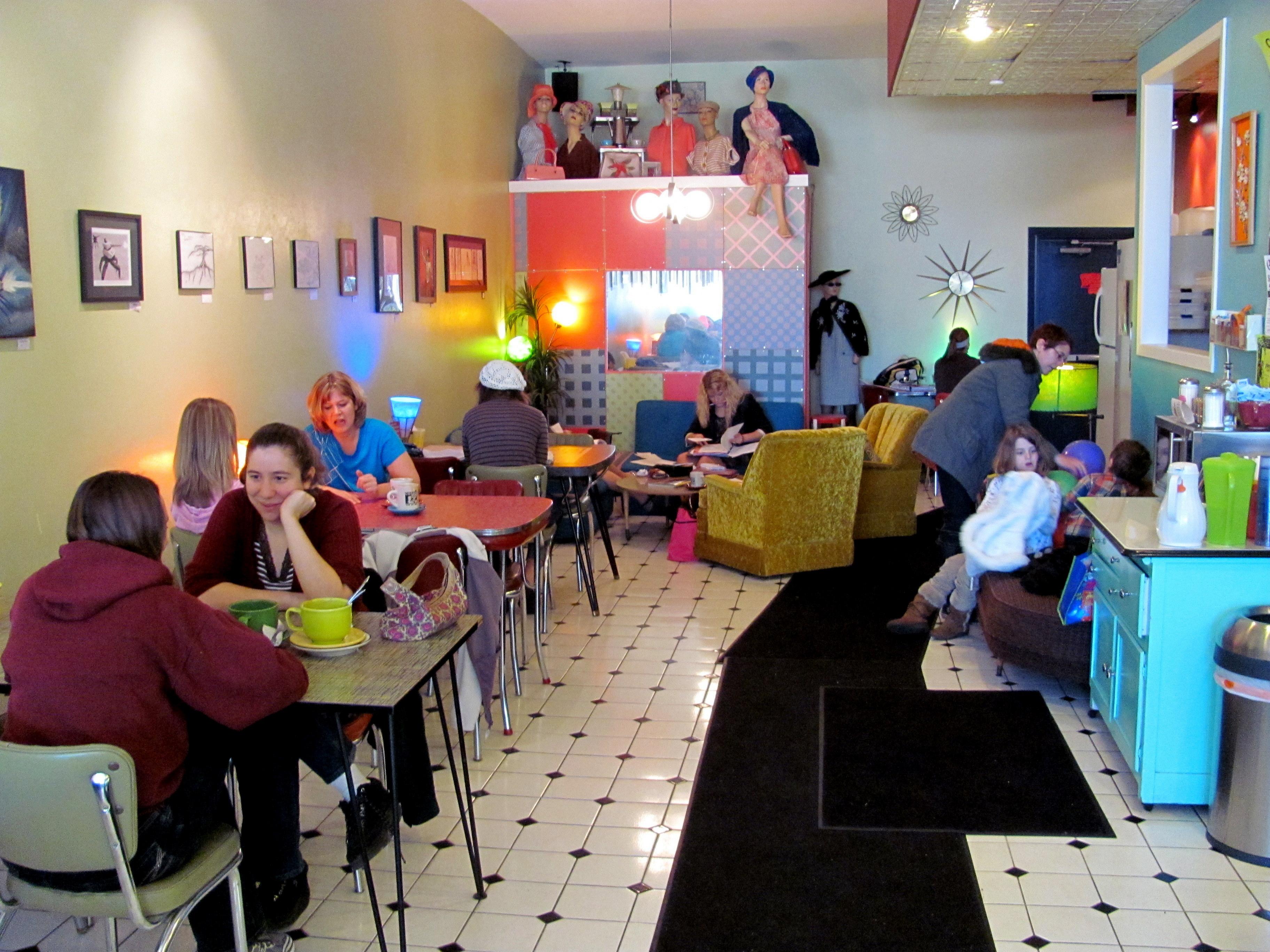 Estilos De Decoracion Para Cafeterias – Cebril.com