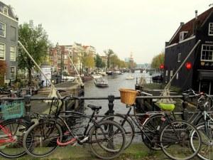 Canales y bicis