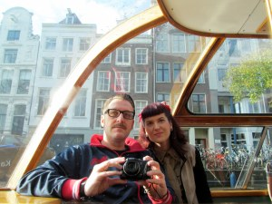 Desde el barco