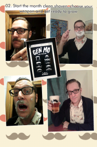 Movember sacrifice